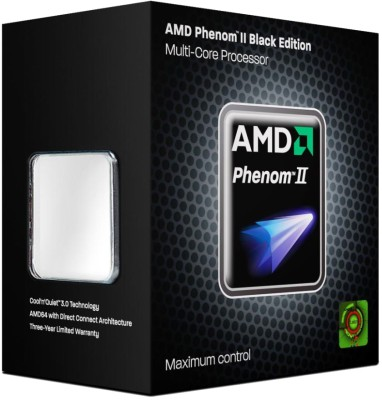 Buy AMD 3.4 GHz AM3 Phenom II 965 Processor: Processor