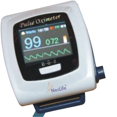 Buy Neclife NL 50F Wearable Digital Pulse Oximeter: Pulse Oximeter