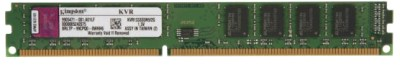 Buy Kingston ValueRAM DDR3 2 GB PC RAM (KVR1333D3S8N9/2G): RAM