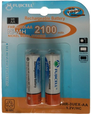 Buy Fujicell FHR-3UEX-AA (2100 mAh) Rechargeable Ni-MH Battery: Rechargeable Battery