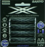 Sanyo 4HR 3UWX SECP BP