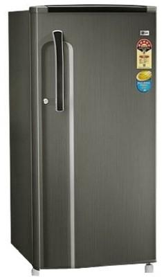 Buy LG GL-205KMG5 Single Door 190 Litres Refrigerator: Refrigerator