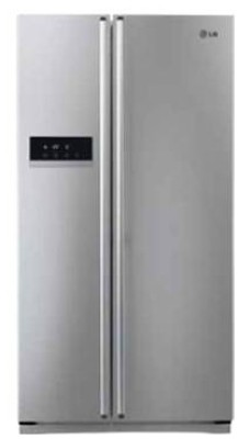 Buy LG GC-B217BLJ2 Side-by-Side Door 581 Litres Refrigerator: Refrigerator