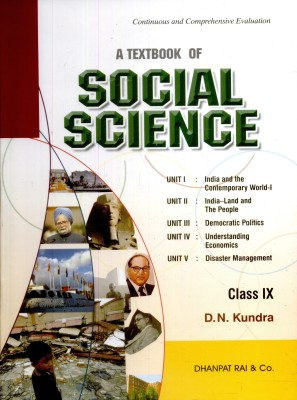 Buy A Text book of Social Science (Class - 9): Regionalbooks