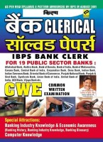 IBPS Bank Clerk Solved Papers For CWE: Regionalbooks