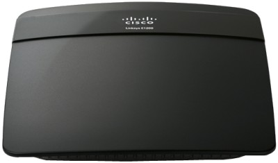 Buy Cisco Linksys E1200 Wireless-N Router: Router