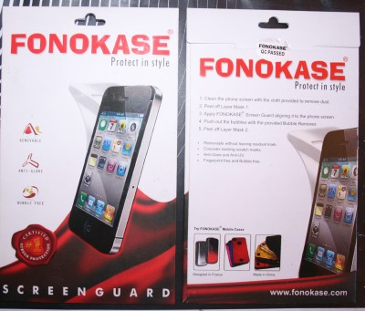 Buy Fonokase Screen Guard for Samsung Galaxy S2: Screen Guard