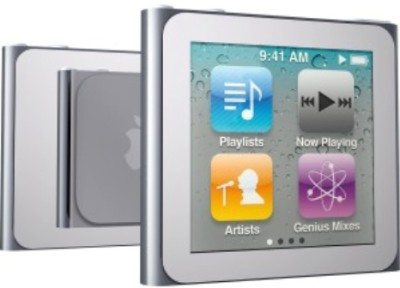 Buy iEnhance Mirror Screen Protector iPod Nano 6 Mirror Screen Guard for iPod Nano 6: Screen Guard