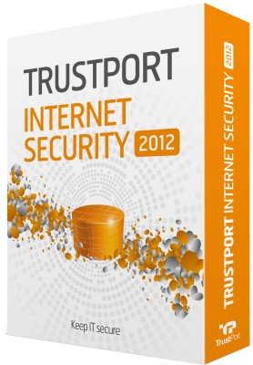 Buy Trustport Internet Security 2012 3 PC 1 Year: Security Software