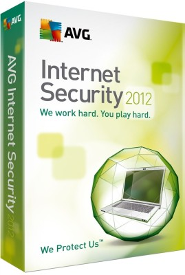 Buy AVG Internet Security 2012 1 PC 1 Year: Security Software