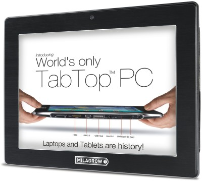 Buy Milagrow TabTop MGPT01-32 GB: Tablet