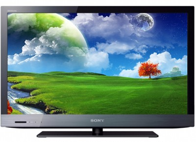 Sony BRAVIA 32 Inches HD LED KDL 32EX420 IN5 Television available at Flipkart for Rs.39900