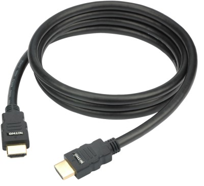 Buy Nitho Gaming HDMI Cable 3 meter: Tv Out Cable