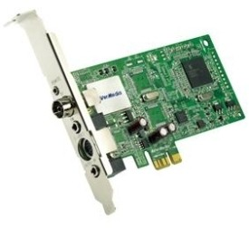 AverMedia AVerTV SPEEDY PCI-E TV Tuner Card