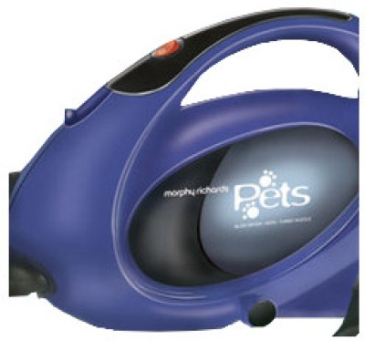 Morphy Richards Pets Handheld Vacuum & Blow Dryer Hand-held Vacuum Cleaner