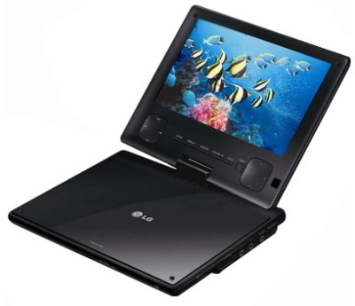 Buy LG DP561B-P 7 inch inch DVD Player: Video Player