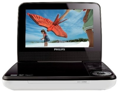 Buy Philips PD7030 7 inch Portable DVD Player: Video Player