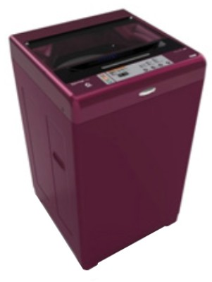 Buy Whirlpool 1-2-3 700h (Wine-Red) Automatic 7 kg Washer Dryer: Washing Machine