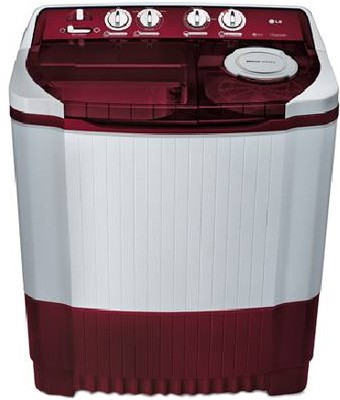 Buy LG P7553R3S Semi-Automatic 6.5 kg Washer Dryer: Washing Machine