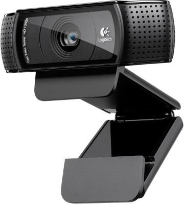 Logitech-HD-C920-Pro-Webcam