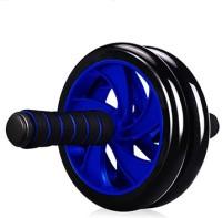 Instafit Double Wheel Ab Roller Blue Ab Exerciser (Blue)