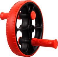 B Fit Usa Exercise Wheel Ab Exerciser (Orange, Black)