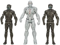 Marvel Avengers Age Of Ultron Ultron 20 And Ultron Sentries (Multicolor)