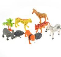 Venus Planet Of Toys Wild Animals (Multicolor)