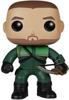 FunKo POP TV: Arrow - Oliver Queen 'the Green Arrow' Action Figure (Green)