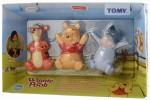 Funskool Action Figures Funskool Pooh And Friends Figure Pack