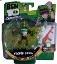 Ben 10 Fusion Kickin Hawk With Accessory