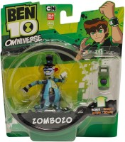 Ben 10 Alien Shockquatch (Multicolor)