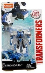 Funskool Action Figures Funskool Strongarm Transformers Age 6+