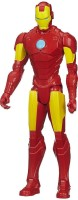 Hasbro Marvel Avengers Titan Hero Series Iron Man Figure (Red)