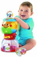 Fisher-Price Fisher Price Roll-a-Rounds Swirlin Surprise Gumballs (Multicolor)