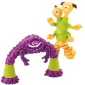 Fisher-Price Monsters University Art Terry And Terri - Multicolor