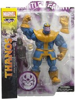 Diamond Selects Marvel Select Thanos Action Figure (Multicolor)
