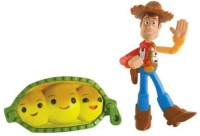 Mattel Story Color Splash Buddies Waving Woody And Peas In A Pod (Multicolor)