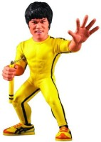 Round 5 MMA Round 5 Bruce Lee 6 Inch Of Death Bruce Lee Yellow Suit (Yellow)