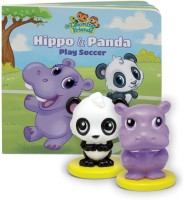 LEAP FROG HIPPO AND PANDA (Multicolor)