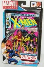 Marvel Action Figures Marvel Universe Comic Packs: Cyclops and Dark Phoenix