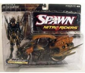 McFarlane Toys Spawn Series 16 Nitro Riders After Burner