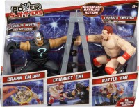 WWE Power Slammers Rey Mysterio vs Sheamus: Action Figure