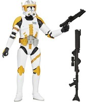 Star Wars Black Series Clone Commander Cody 6 Inch Figure (Multicolor)