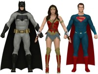 NJ Croce Batman Vs. Superman 3-pc Set: Batman, Superman, Wonder Woman (Multicolor)