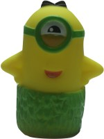 SILTASON SHAKTI MINION SQUEEZE TOY 009 (Yellow)