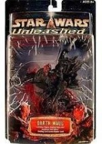 Star Wars Action Figures Star Wars Unleashed Darth Maul