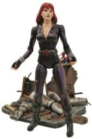 Diamond Select Marvel Select: Black Widow Action Figure (Multicolor)