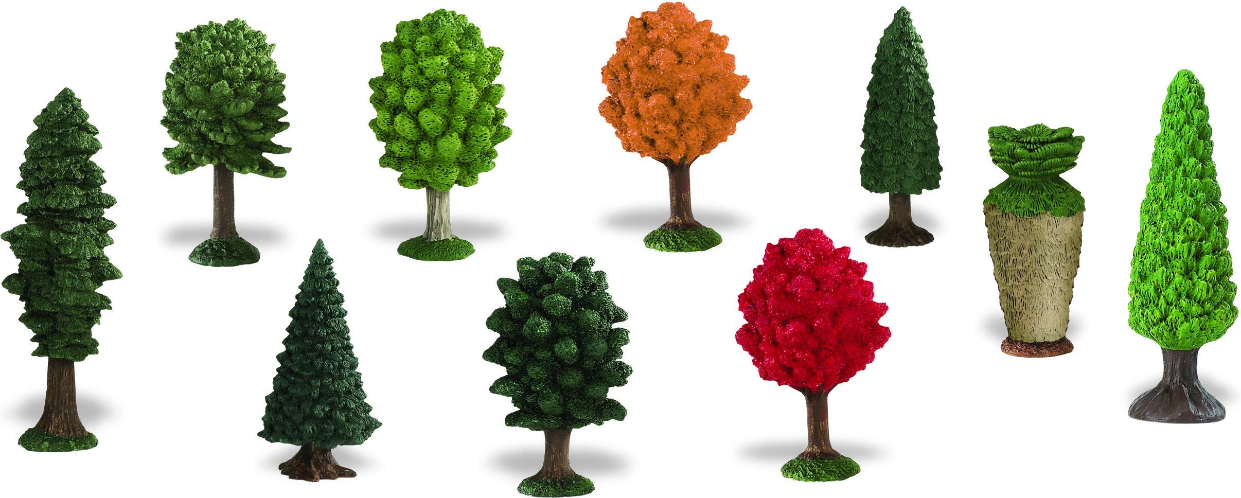 Как сделать лиственные деревья самостоятельно 98