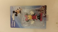 Disney Mickey Mouse Clubhouse Figurines: Mickey, Minnie, Donald & Goofy (Set Of 4) (Multicolor)